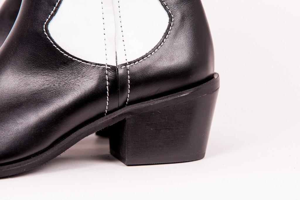 Μπότες - Μποτάκια PARGIANA COWBOY STYLE ΜΠΟΤΑΚΙ