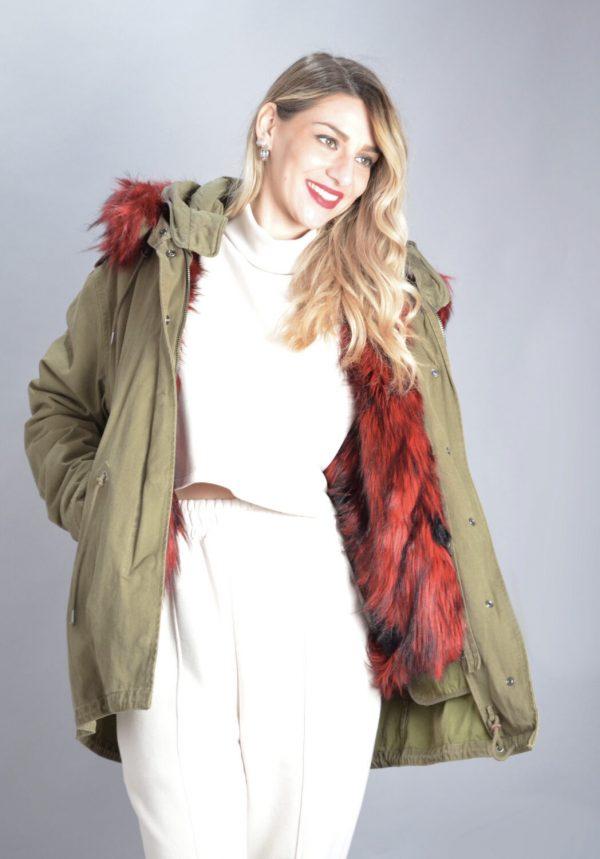Γυναικεία Ρούχα CANADIAN ΜΠΟΥΦΑΝ