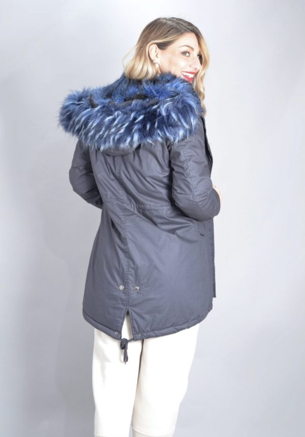 Γυναικεία Ρούχα CANADIAN ΜΠΟΥΦΑΝ BLUE