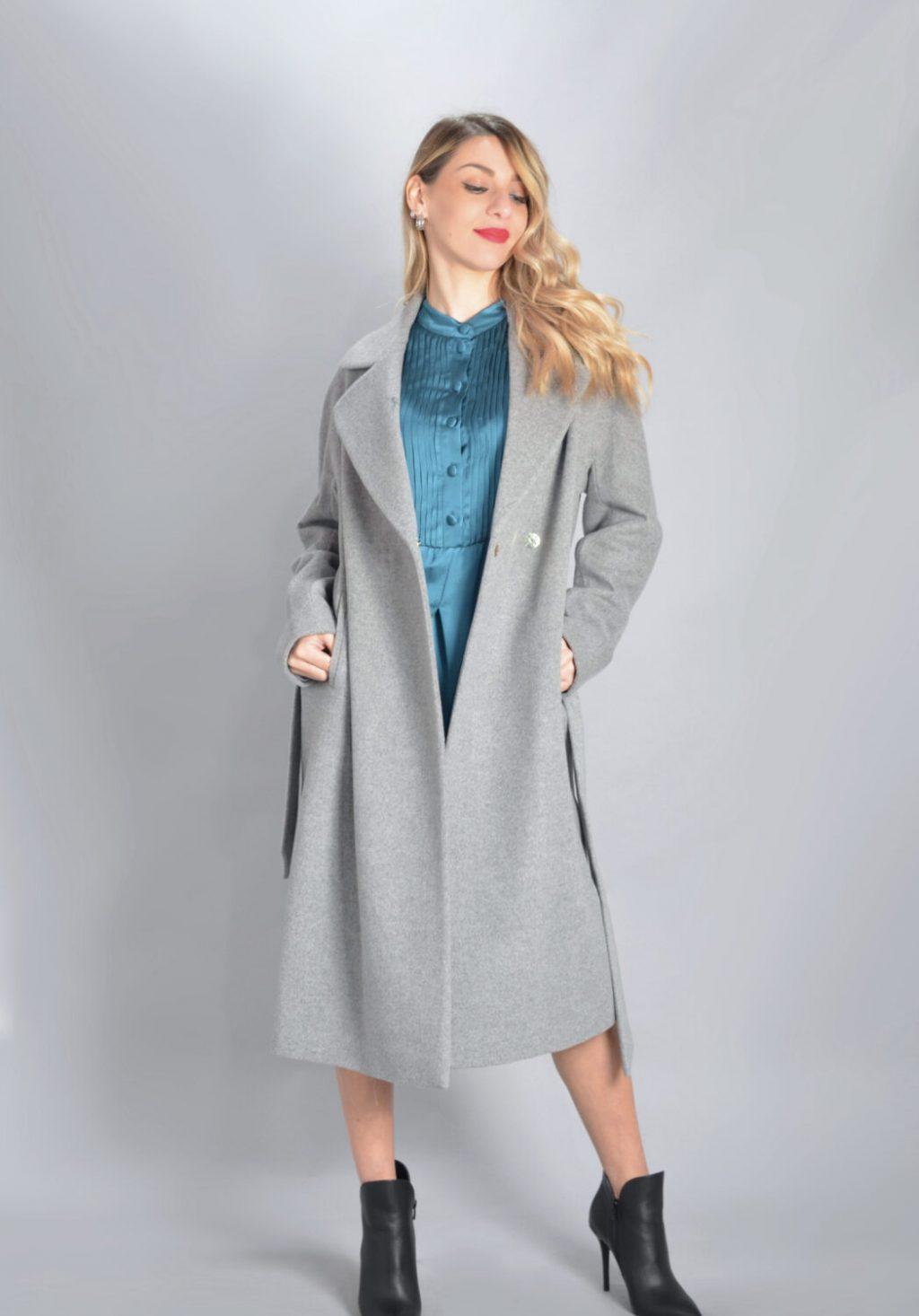 Γυναικεία Ρούχα CHIARULLI ΠΑΛΤΟ AURORA