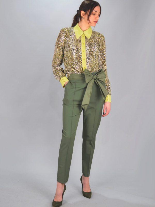 Γυναικεία Ρούχα ELISABETTA FRANCHI ΠΑΝΤΕΛΟΝΙ