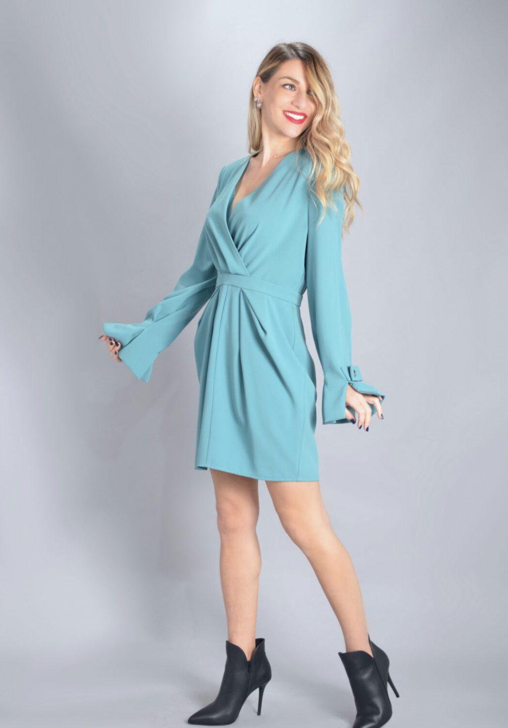 Γυναικεία Ρούχα ELISABETTA FRANCHI MINI DRESS