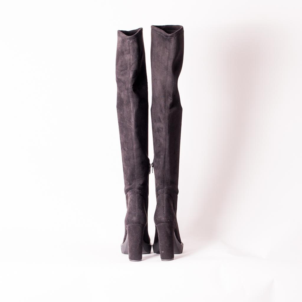 Παπούτσια MAKRIS OVER KNEE BOOTS
