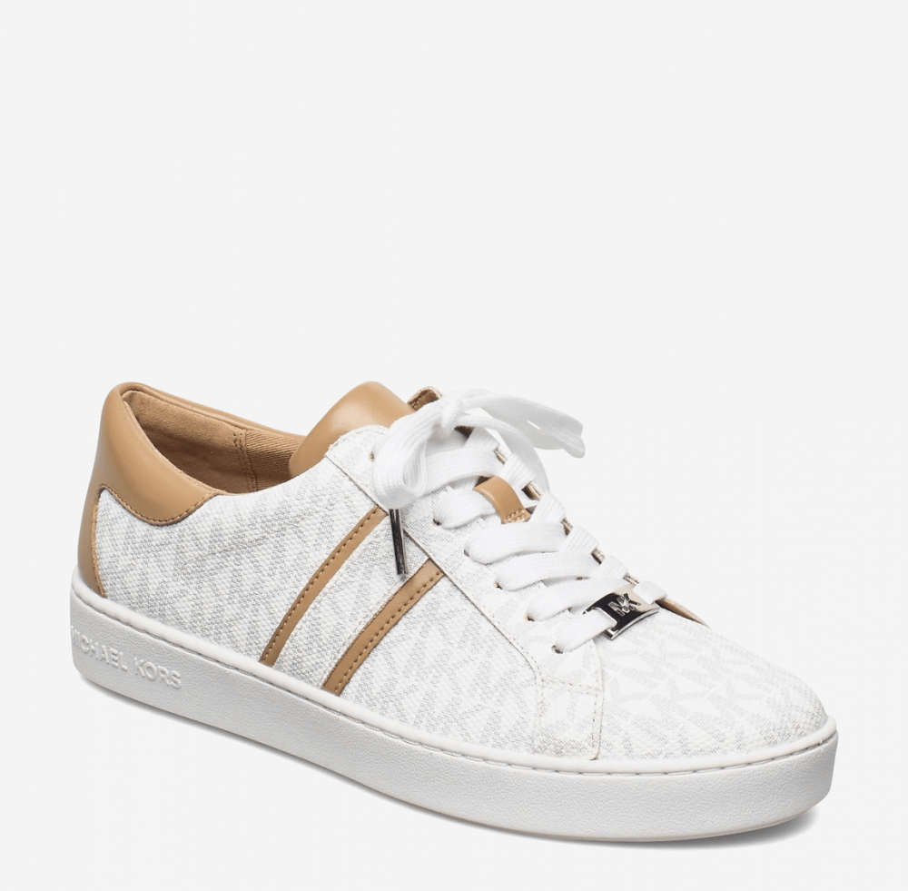 Collection Spring - Summer 2021 MICHAEL KORS KEATON STRIPE SNEAKER