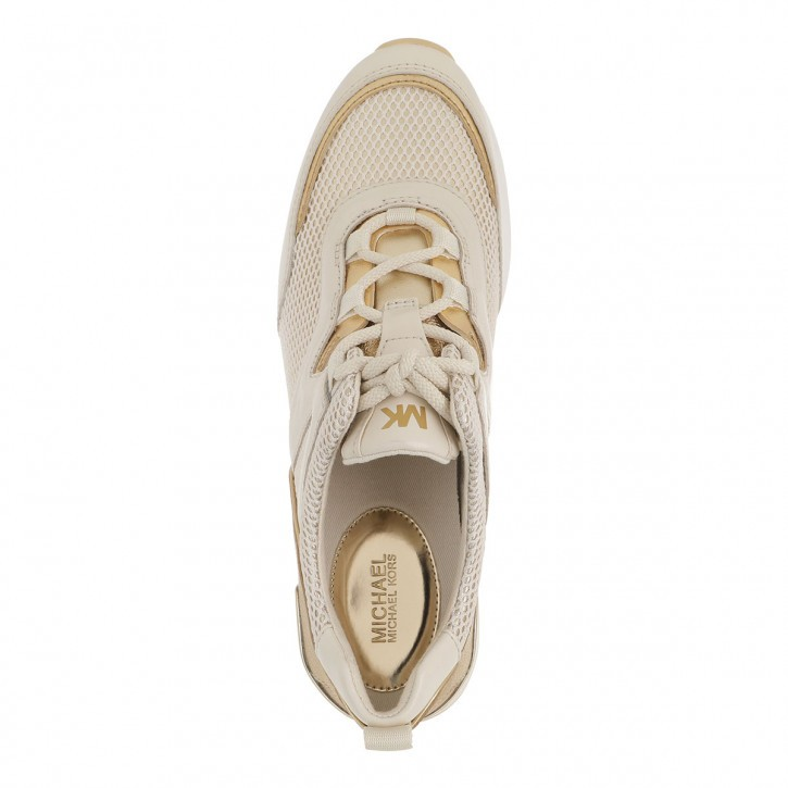 Collection Spring - Summer 2021 MICHAEL KORS PIPPIN TRAINER SNEAKER