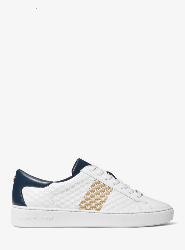 Collection Spring - Summer 2021 MICHAEL KORS COLBY SNEAKER LEATHER PAINTED