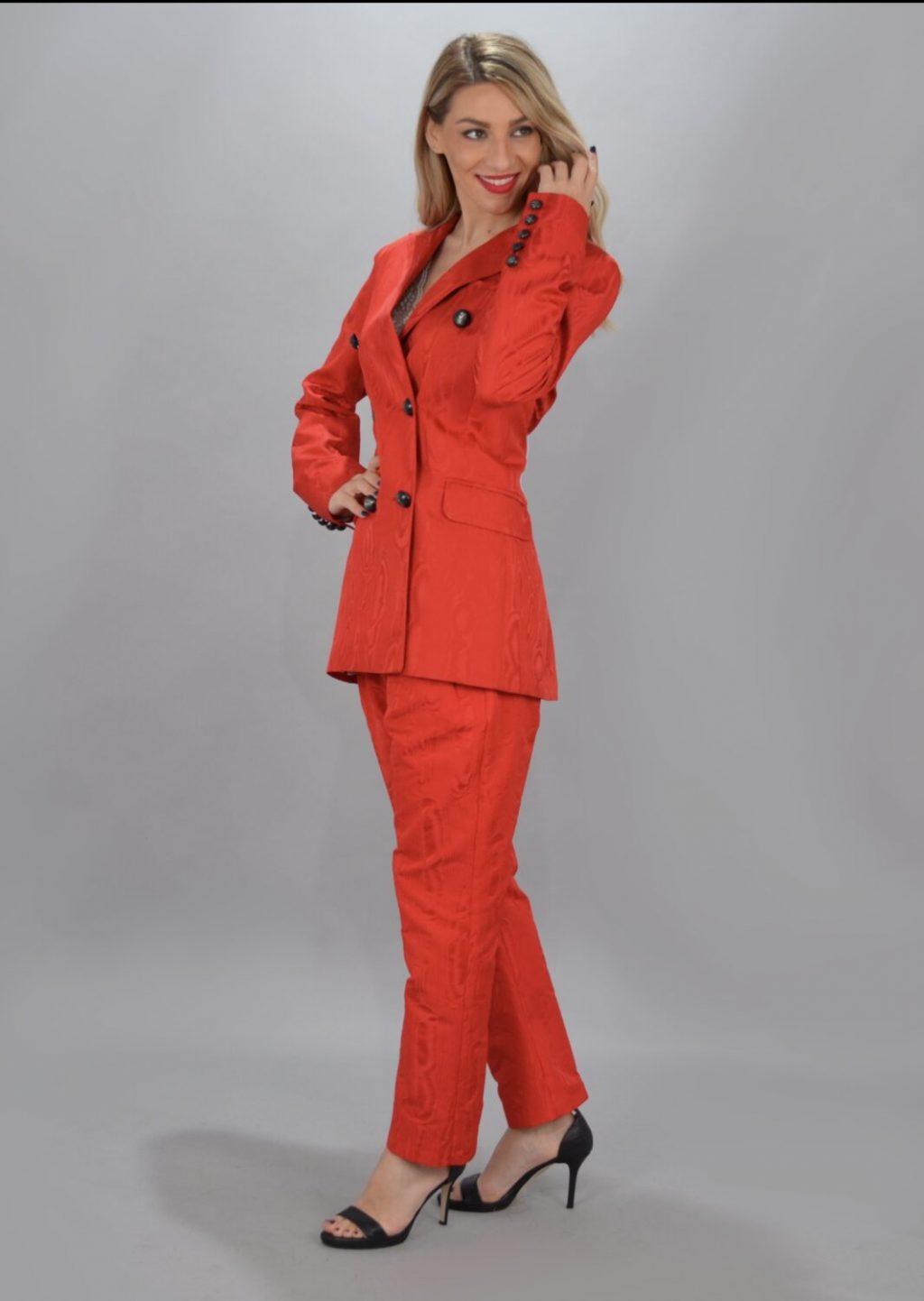 Γυναικεία Ρούχα CMANOLO RED ΚΟΣΤΟΥΜΙ