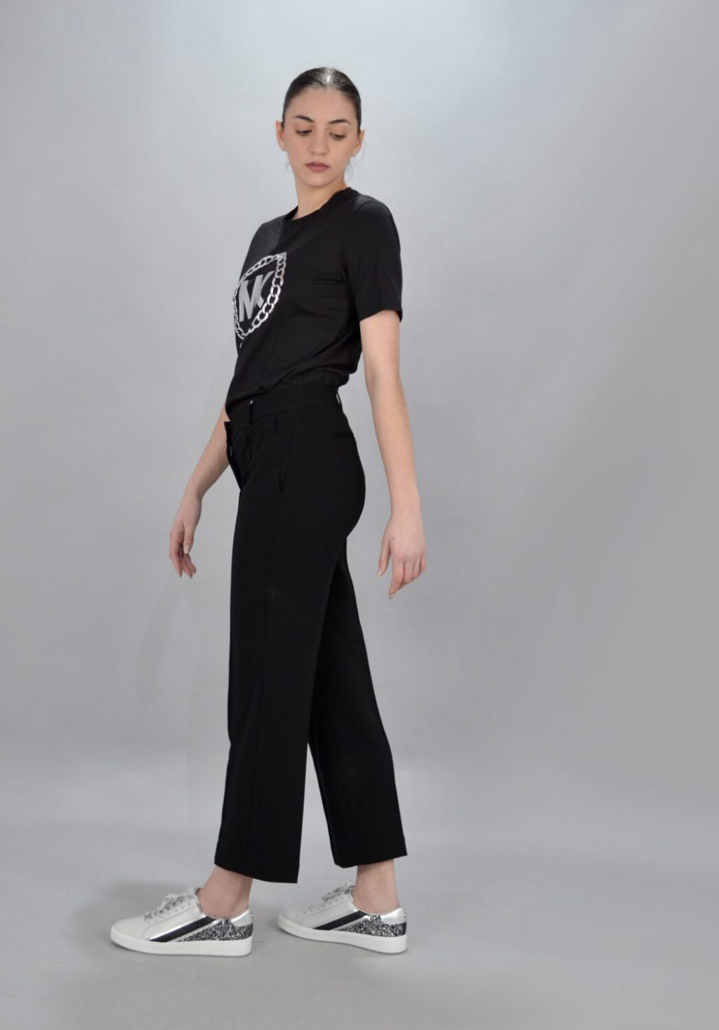 Collection Spring - Summer 2021 MICHAEL KORS CREPE CROPPED PANTS