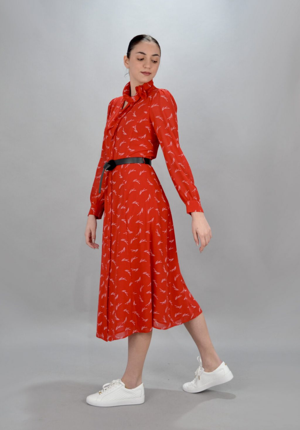 Collection Spring - Summer 2021 MICHAEL KORS SIGNATURE LOGO DRESS