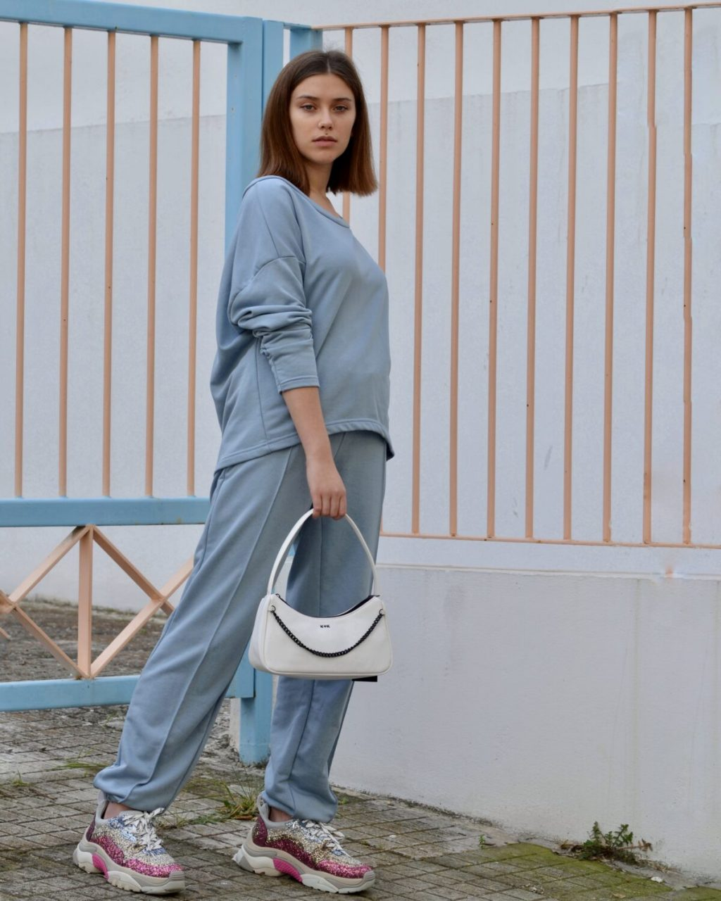 Collection Spring - Summer 2021 WHITE ΣΕΤ ΦΟΡΜΑΣ