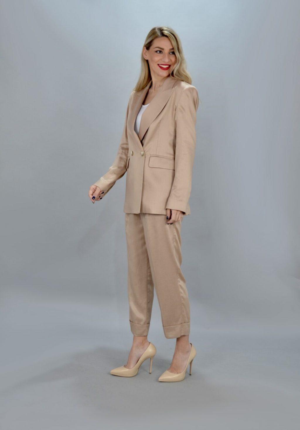 Γυναικεία Ρούχα TWENTY-29 ΚΟΣΤΟΥΜΙ ΜΠΕΖ