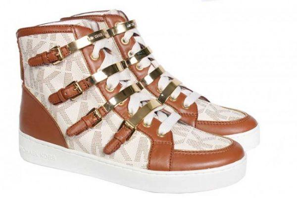 Παπούτσια MICHAEL KORS KIMBERLY HIGH TOP