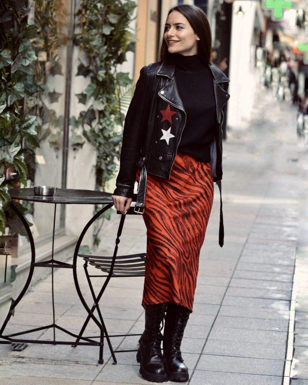 Γυναικεία Ρούχα TWINS MIDI SKIRT