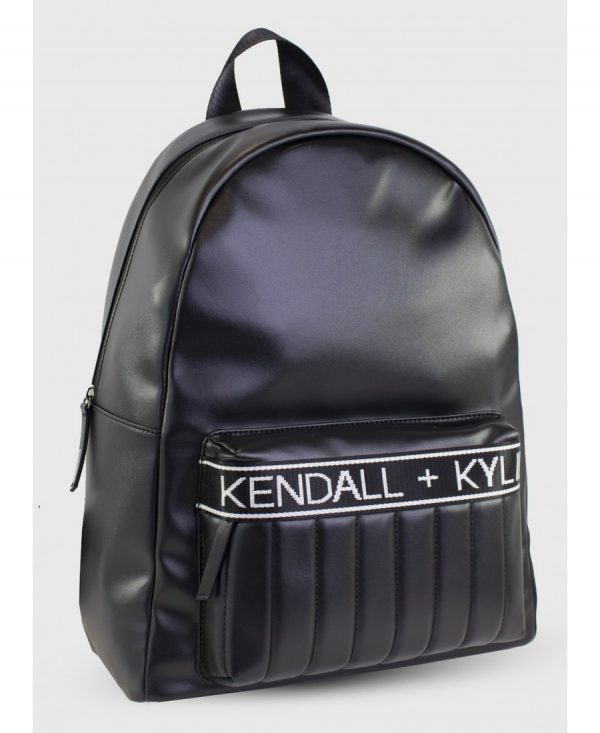 Collection Spring - Summer 2021 KENDALL+KYLIE BACKPACK BLACK