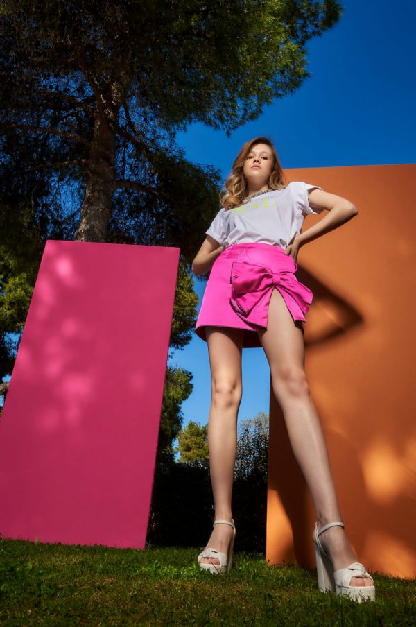 Collection Spring - Summer 2021 MANOLO T-SHIRT LOGO