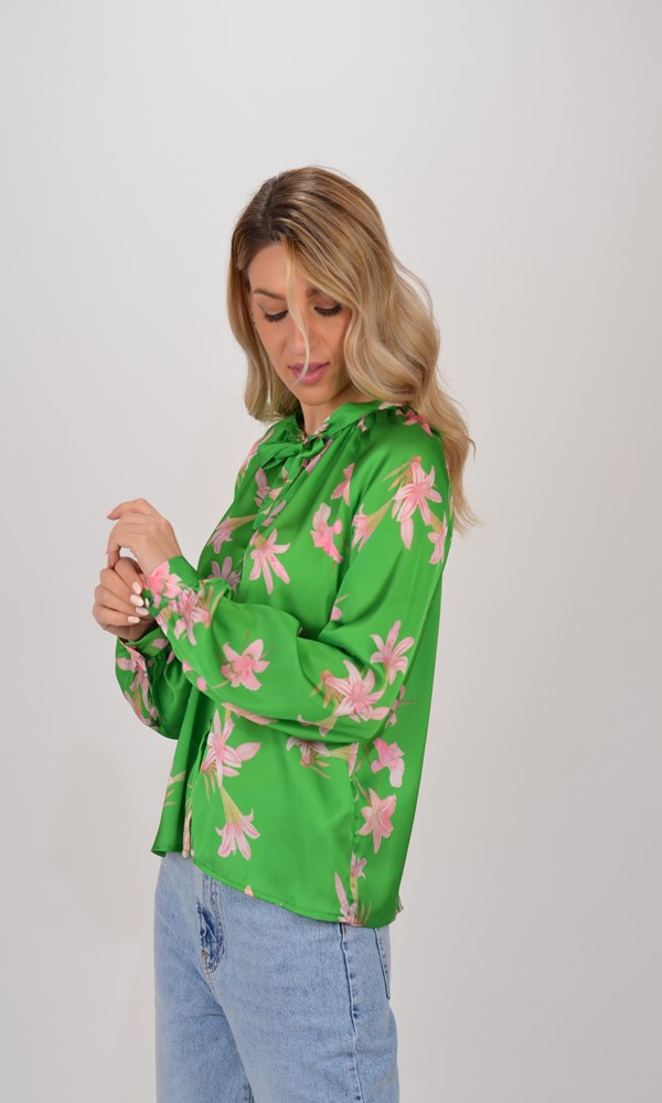Collection Spring - Summer 2021 IMPERIAL FLORAL SHIRT