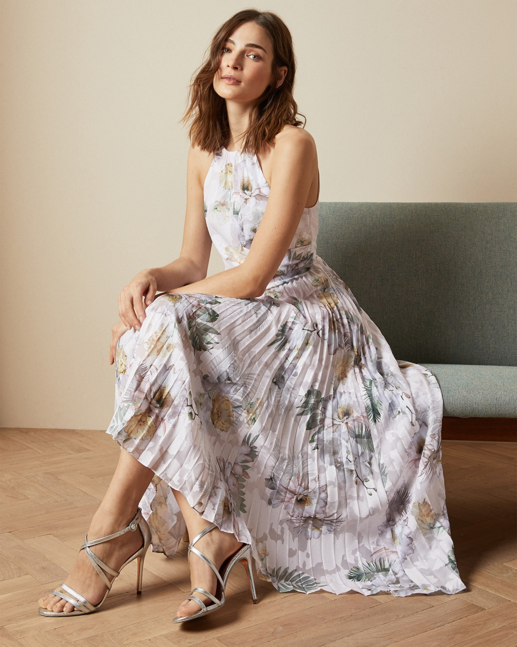 Collection Spring - Summer 2021 TED BAKER AMMARIA DRESS