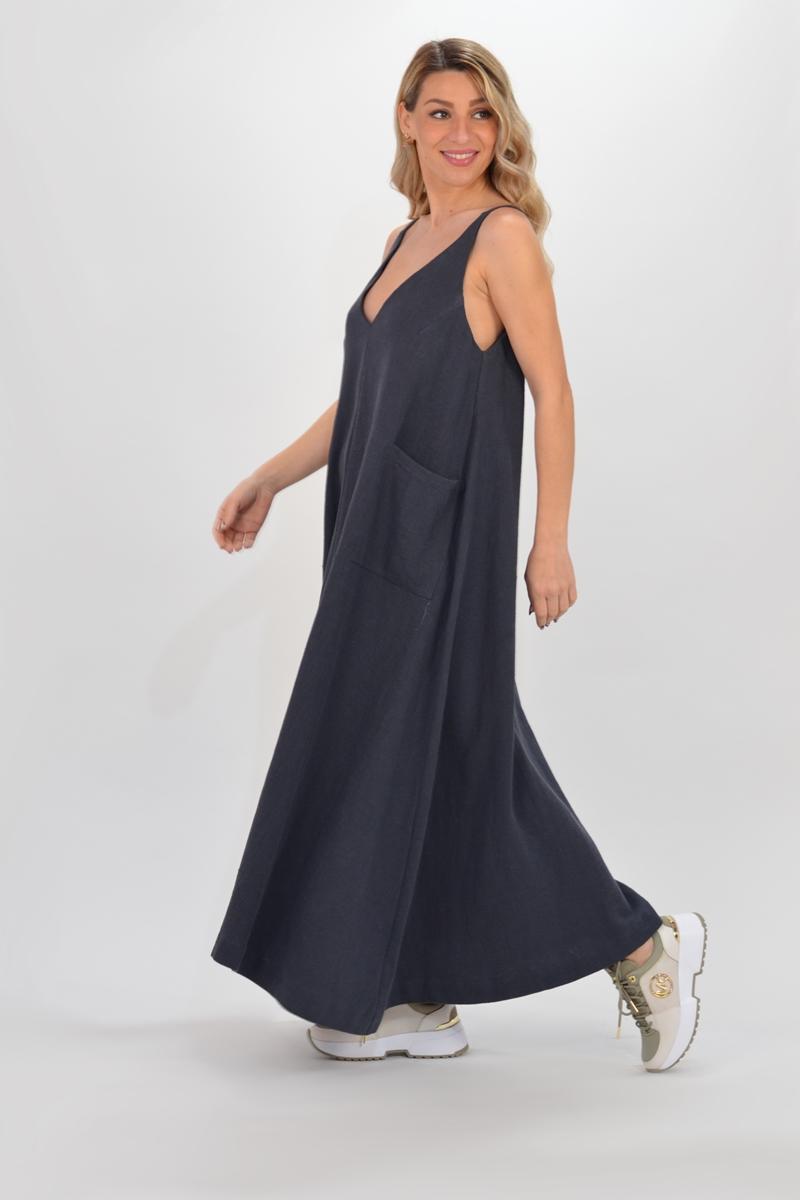 Collection Spring - Summer 2021 CKONTOVA FLARED DRESS