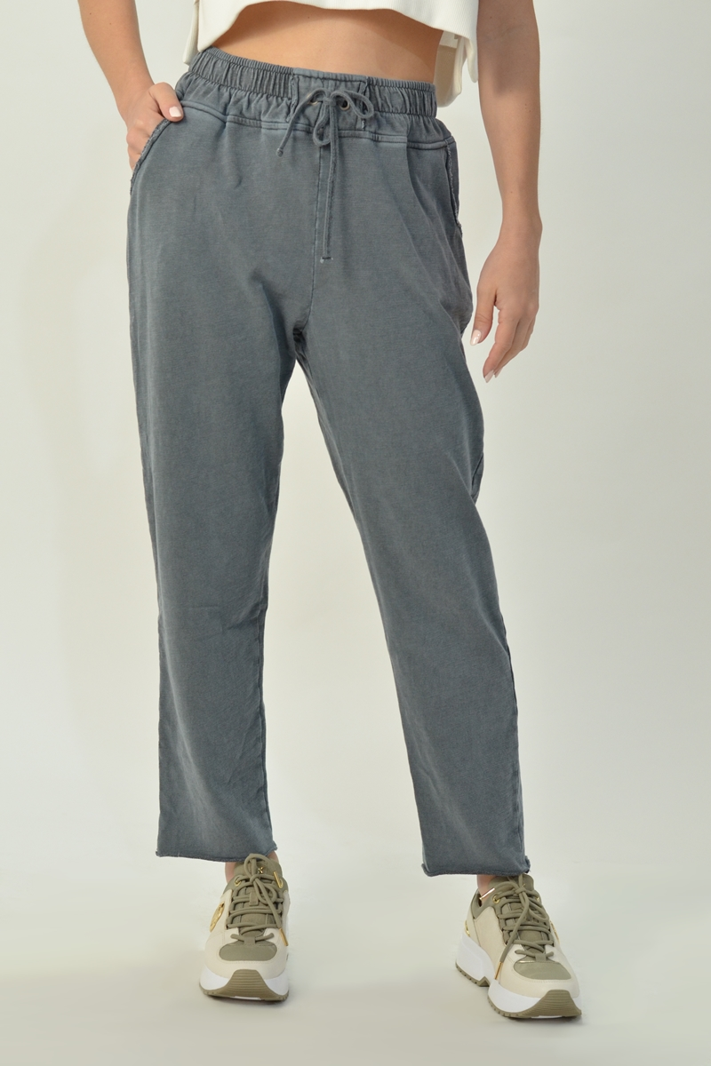 Collection Spring - Summer 2021 FOURMINDS STONE WASH JOGGER PANTS