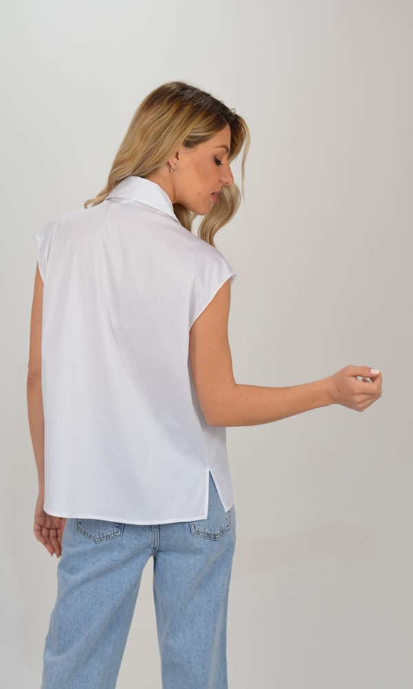 Collection Spring - Summer 2021 IMPERIAL SLEEVELESS TOP