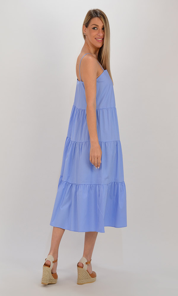Collection Spring - Summer 2021 FOREVER YOUNG PELAGIA DRESS