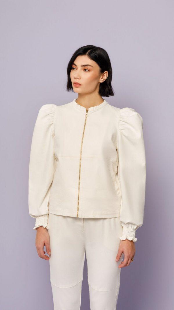 Collection Spring - Summer 2021 NEMA BOHO EMBROIDERED DRESS
