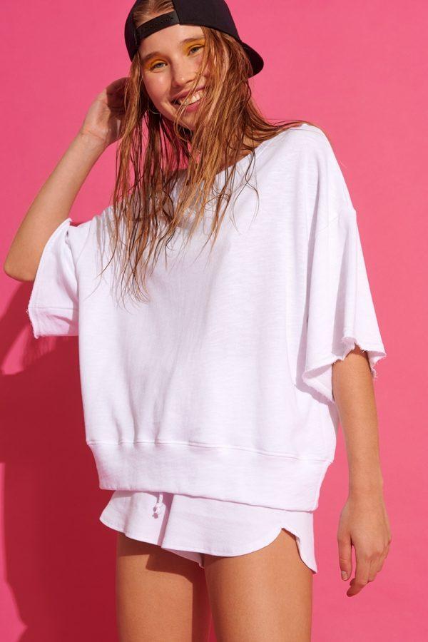 Collection Spring - Summer 2021 FOURMINDS COTTON DRESS