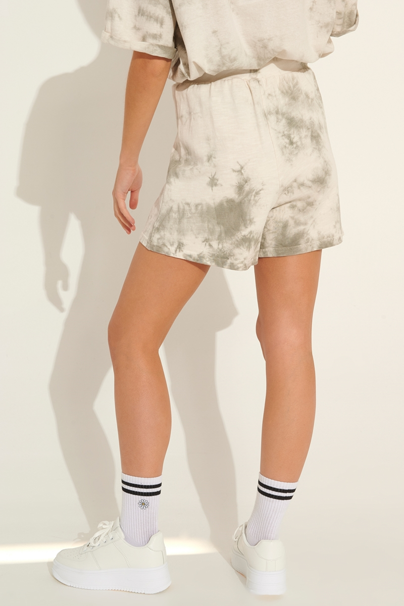 Collection Spring - Summer 2021 FOURMINDS TIE-DYE SHORTS
