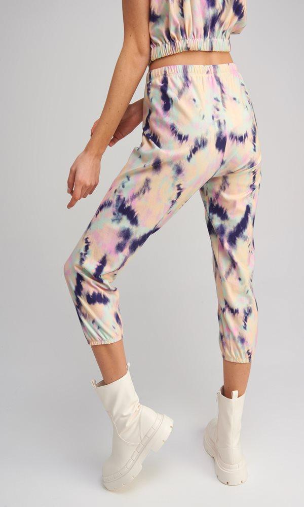 Γυναικεία Ρούχα MY TIFFANY TIE-DYE PANTS
