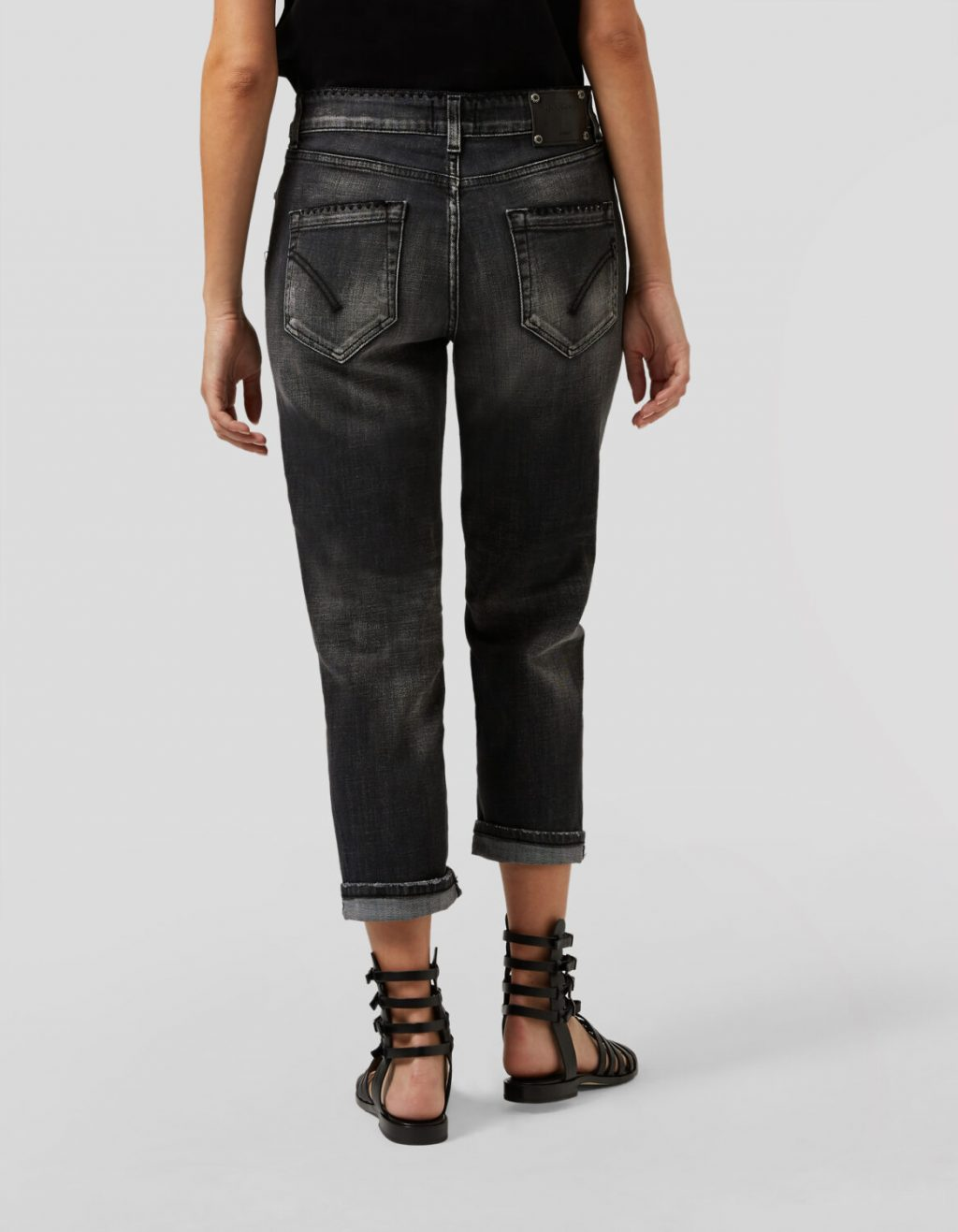 Collection Spring - Summer 2021 DONDUP KOONS LOOSE-FIT JEANS