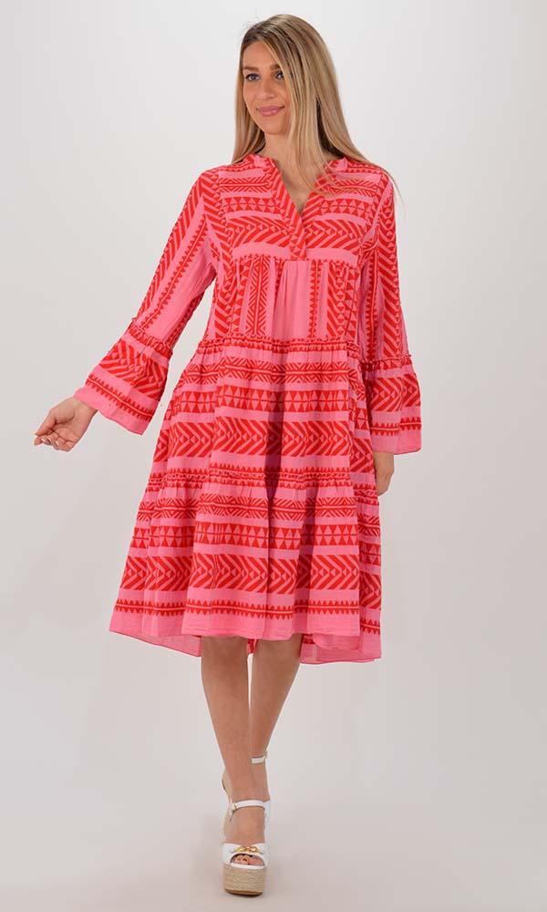 Collection Spring - Summer 2021 DEVOTION TWINS ELLA BABY DRESS