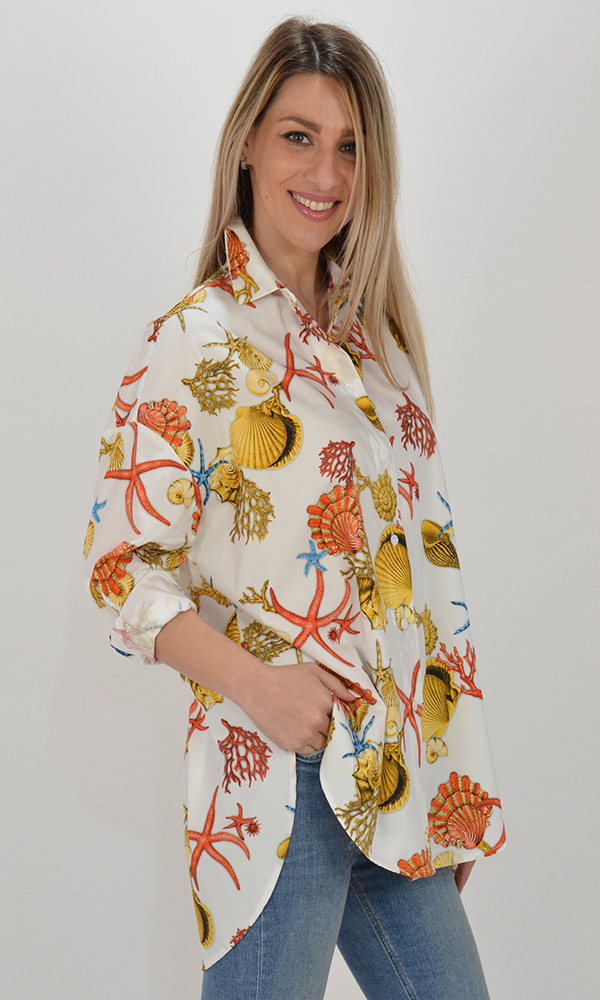 Collection Spring - Summer 2021 IMPERIAL STARFISH SHIRT