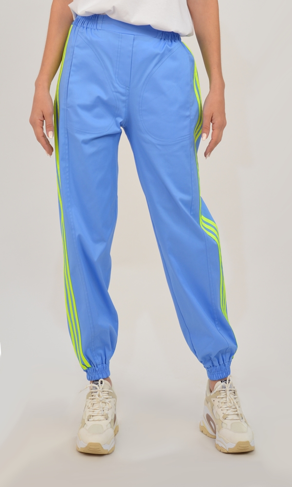Collection Spring - Summer 2021 CMANOLO ATHLETIC JOGGER PANTS