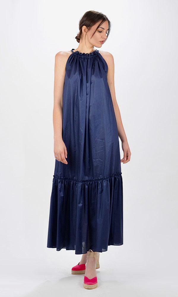 Collection Spring - Summer 2021 MILLA MAXI POPLINA DRESS