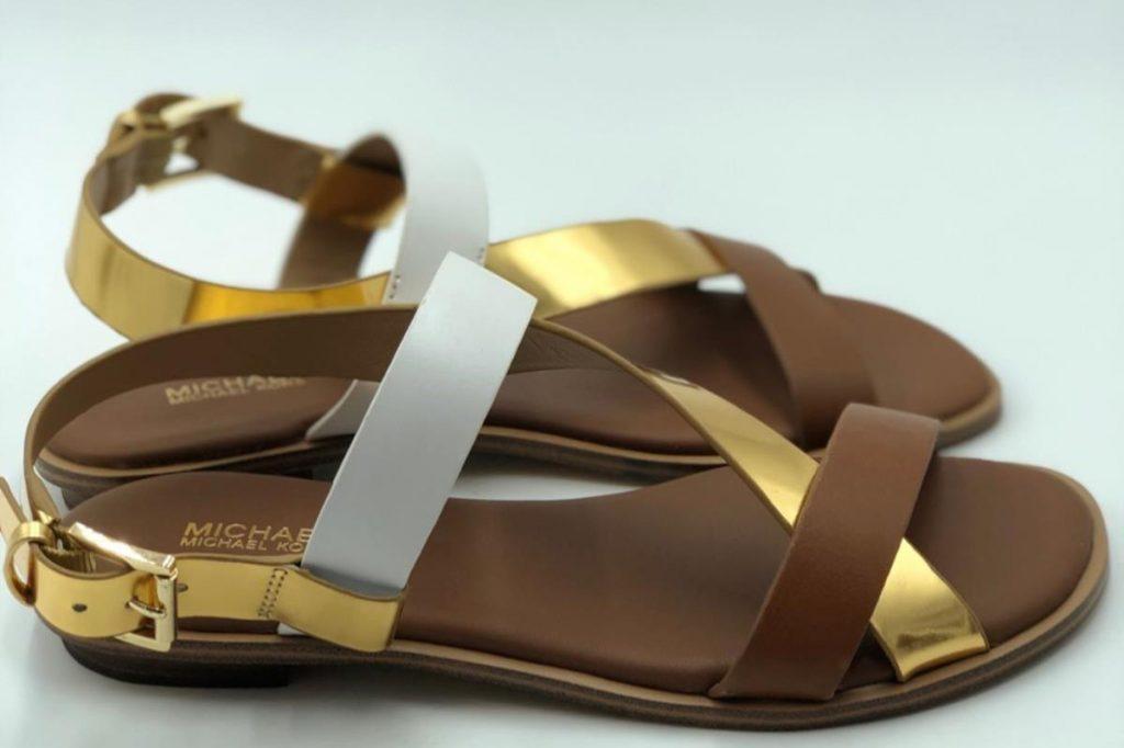 Παπούτσια MICHAEL KORS MACKAY FLAT