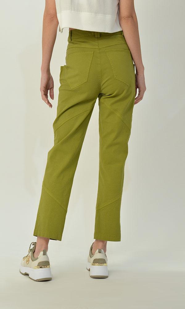 Collection Spring - Summer 2021 MILLA HIGH-WAIST PANTS