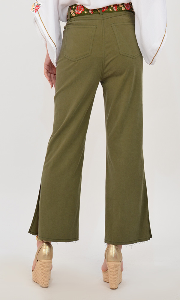 Collection Spring - Summer 2021 I-ROUS BANANA PANTS