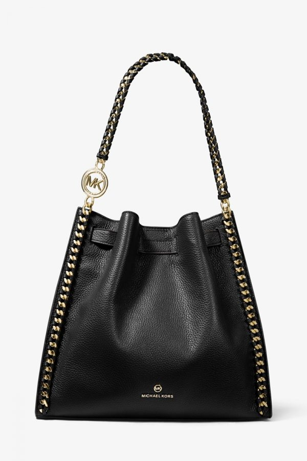 Collection Spring - Summer 2021 MICHAEL KORS SULLIVAN LARGE SAFFIANO LEATHER TOTE BAG