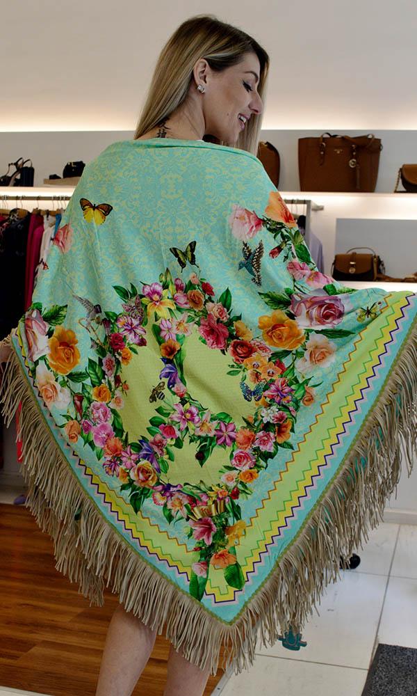 Collection Spring - Summer 2021 KATHERINA LORETTA PEACEFULL ROSEGARDEN