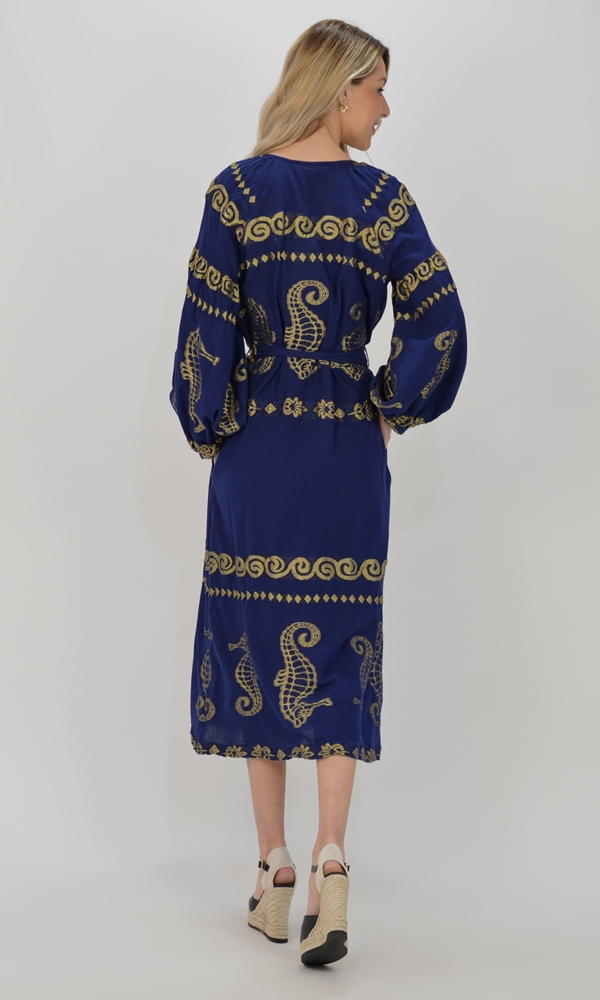 Collection Spring - Summer 2021 NEMA ΦΟΡΕΜΑ ΣΕΜΙΖΙΕ EMBROIDERY