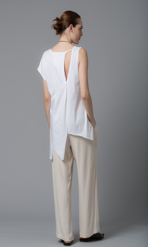 Collection Spring - Summer 2021 LOTUS EATERS BREI BLOUSE