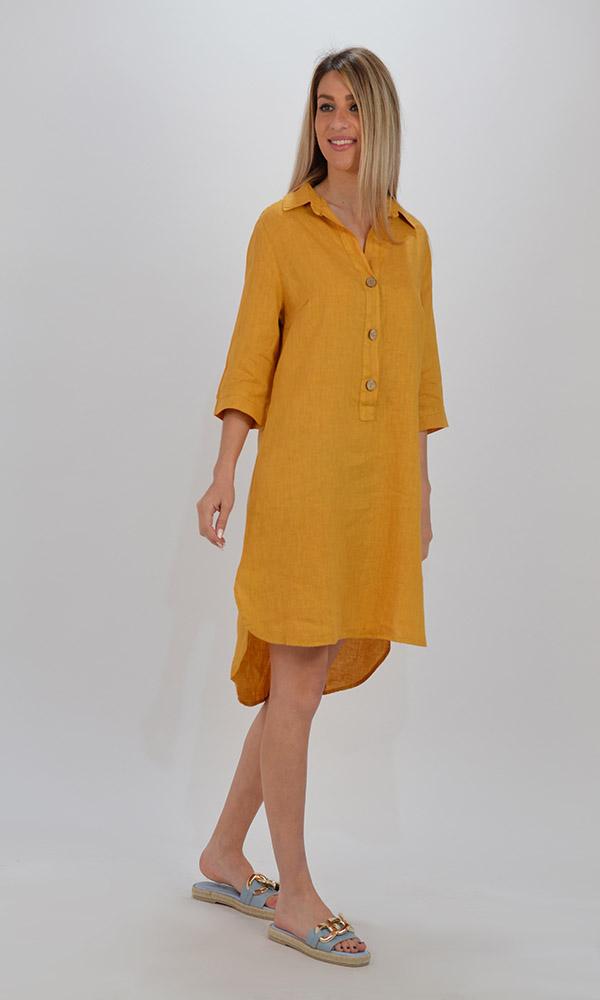 Collection Spring - Summer 2021 PLS FASHION MINI SHIRT DRESS