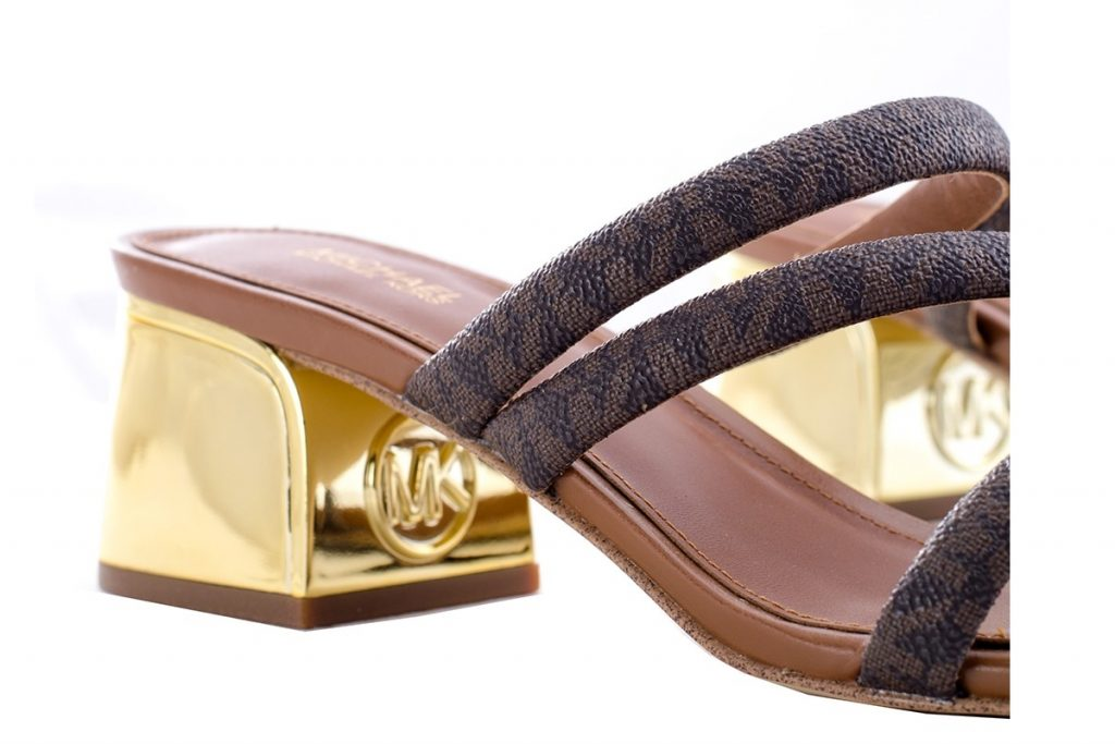 Collection Spring - Summer 2021 MICHAEL KORS LANA MULE SIG SEMI LUX SM