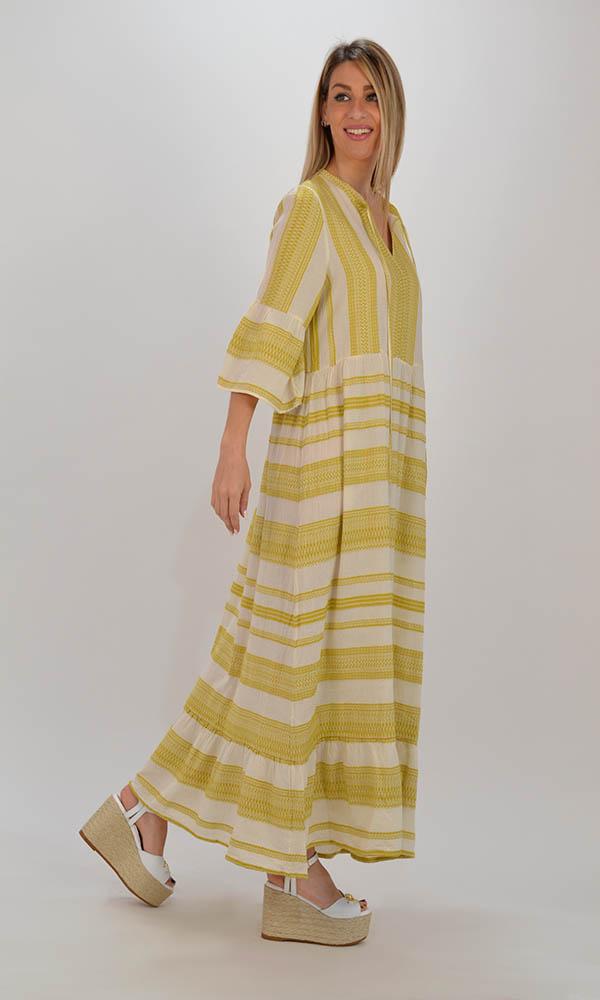 Collection Spring - Summer 2021 PLS FASHION BOHO MAXI DRESS