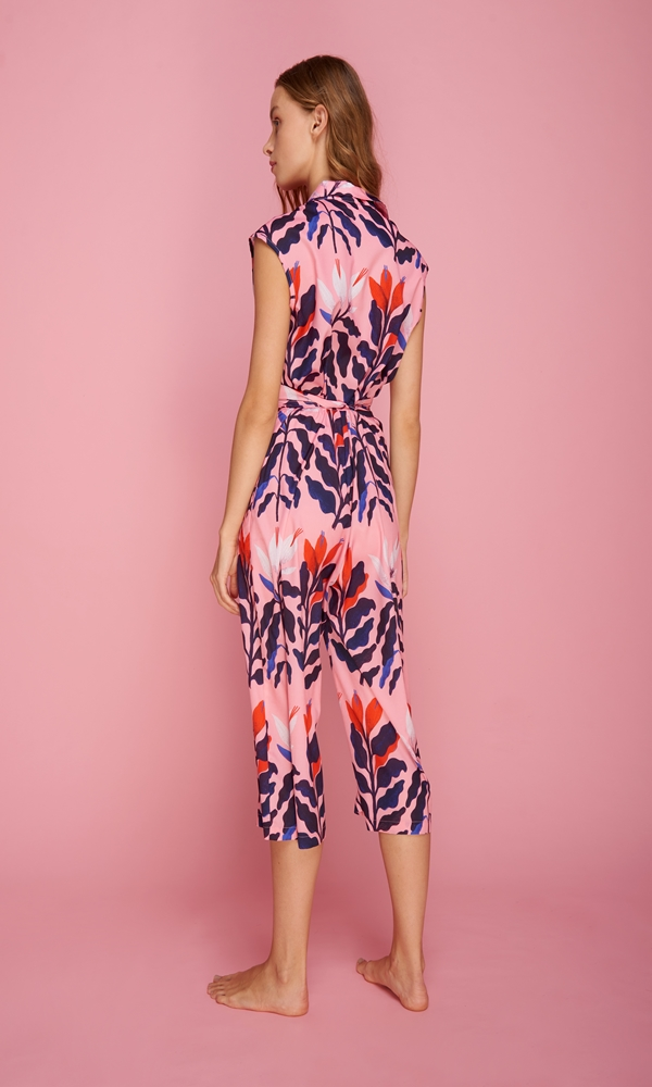 Collection Spring - Summer 2021 CRISTINA BEAUTIFUL LIFE IVA JUMPSUIT