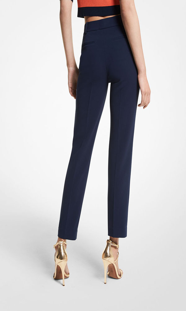 Collection Spring - Summer 2021 MICHAEL KORS CREPE PANTS