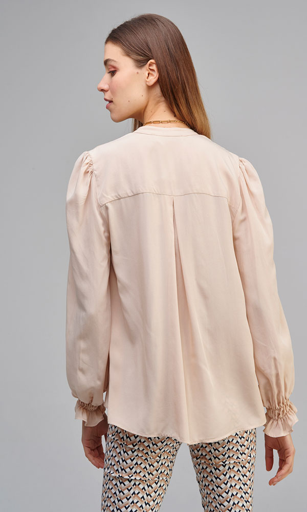 Collection Spring - Summer 2021 MY TIFFANY LOOSE SHIRT