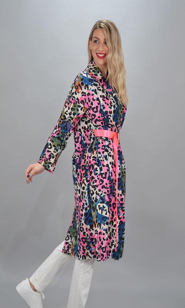 Γυναικεία Ρούχα MANOLO ΛΕΟΠΑΡ ΚΑΠΑΡΝΤΙΝΑ
