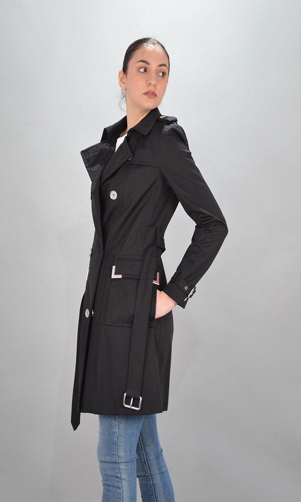 Γυναικεία Ρούχα MICHAEL KORS ΚΑΠΑΡΝΤΙΝΑ ΜΑΥΡΗ