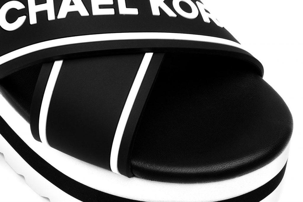 Παπούτσια MICHAEL KORS DEMI SPORT SANDAL RUBBER